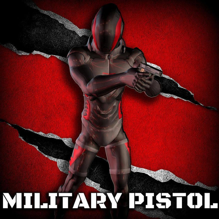 NEW!  3D Military Character Animations for Game Development and CG Production.