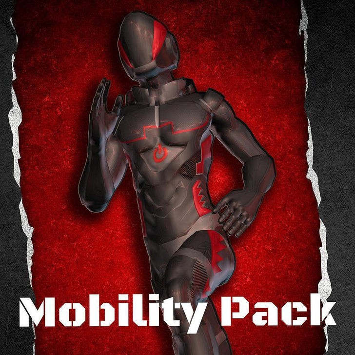NEW! Mobility 3D Character Animations for Game Development. - MoCap Online
