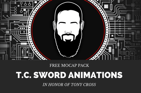T.C. Sword Animation Pack: Free Demo