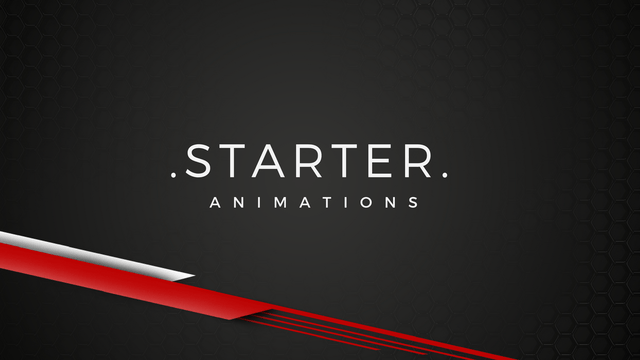 [CRYENGINE] STARTER - MOCAP ANIMATION PACKS