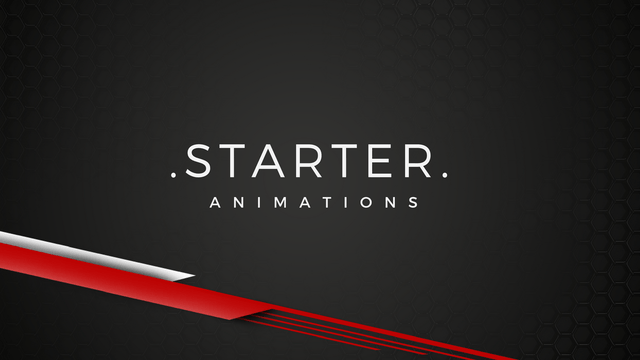 [FBX] STARTER - MOCAP ANIMATION PACKS