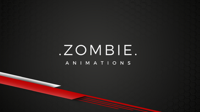 [FBX] Zombie - 3D Character Animations