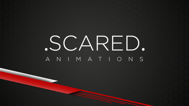Scared 3D Character Animations