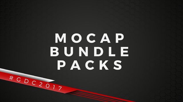 Shooter Bundle Packs - By MoCap Online