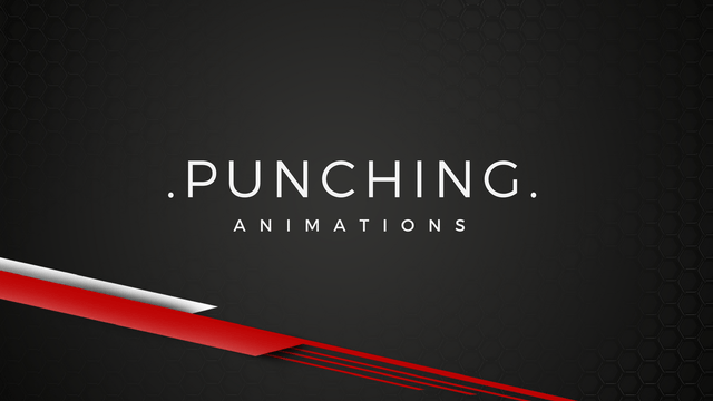 [UNITY] PUNCH - 3D Character Animations