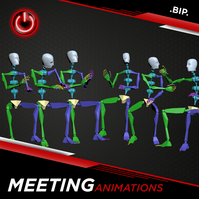 [BIP] Office-Meeting Animations