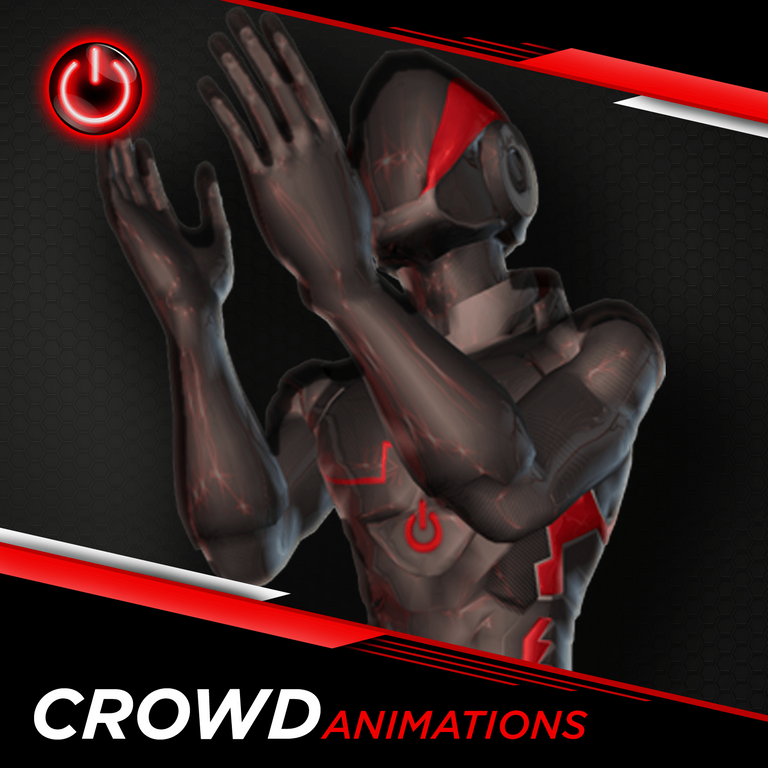 Crowd - 3D Character Animations Life MoCap Online FBX