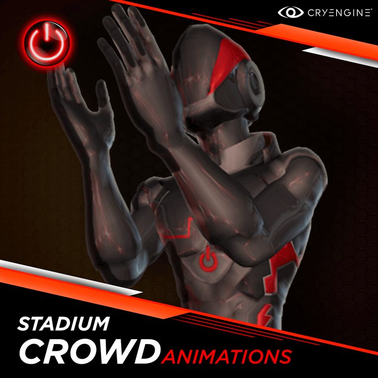 [CRY] Crowd Animations