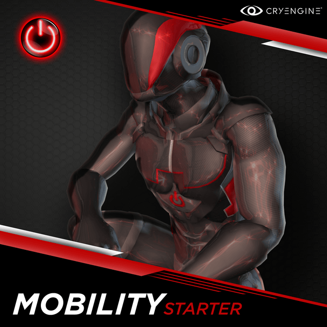 [CRY] Mobility Starter