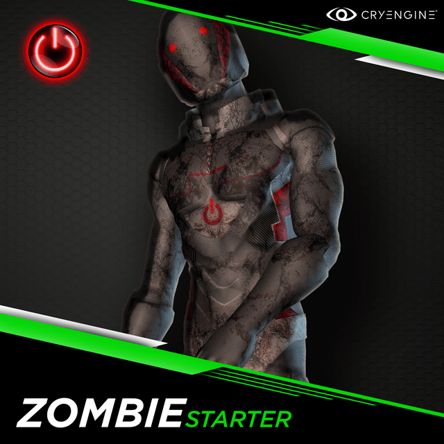 [CRY] Zombie Starter
