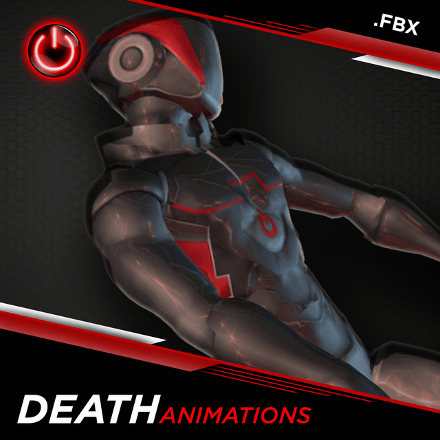 [FBX] Character Deaths
