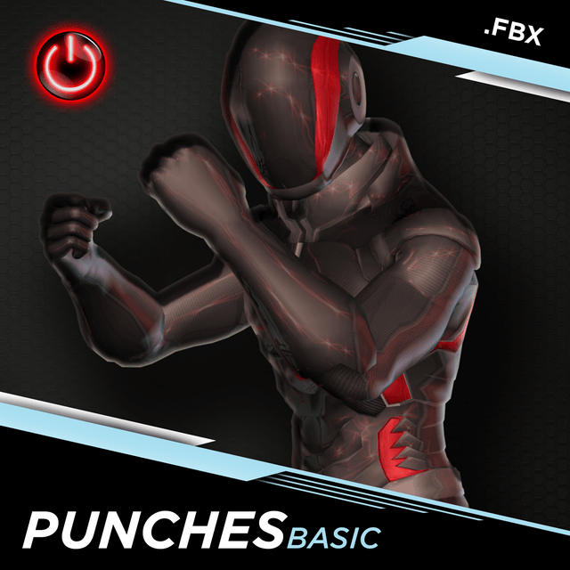 [FBX] Punch Basic