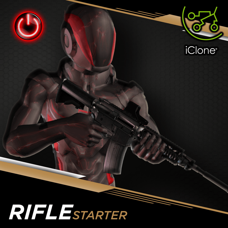 [ICL] Rifle Starter