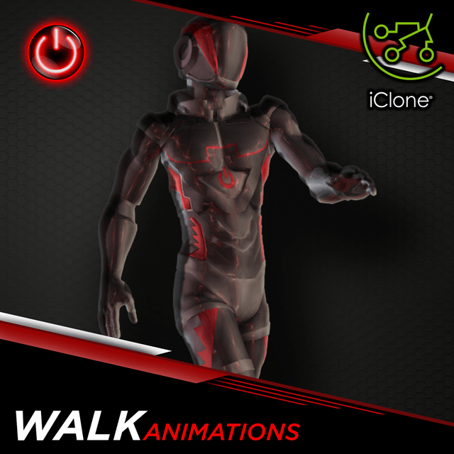 [ICL] Walking Animations