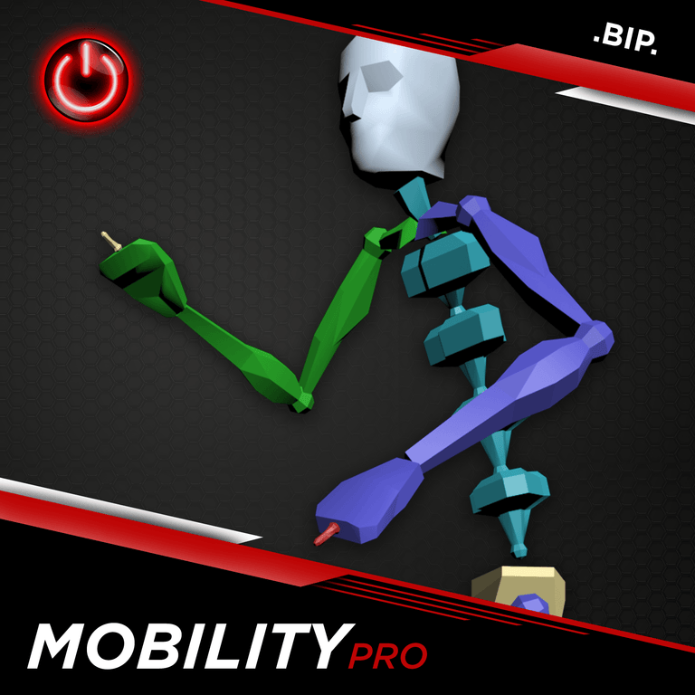 MOBILITY: MOCAP ANIMATION PACKS