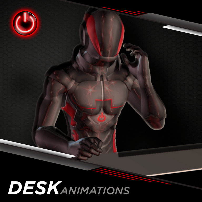 Office / Desk - 3D Character Animations Life MoCap Online FBX