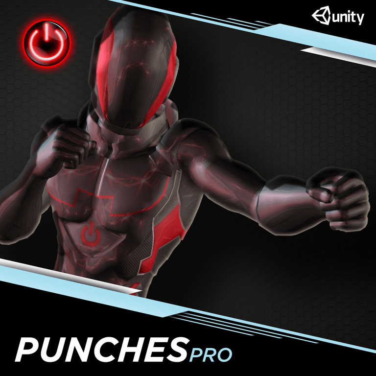 PUNCH: MOCAP ANIMATION PACKS