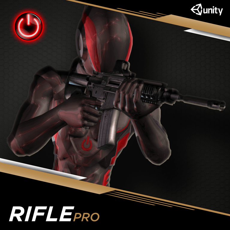 FBX RIFLE: MOCAP ANIMATION PACKS