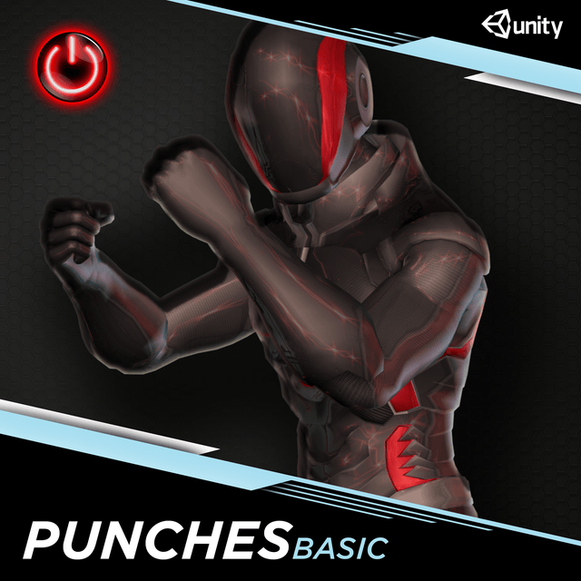 [UNITY] Punch Basic