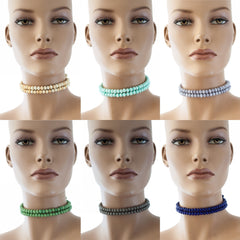 Centouno Choker Necklace