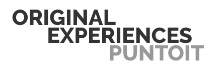 Original Experiences website