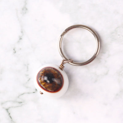 Eye Key Ring