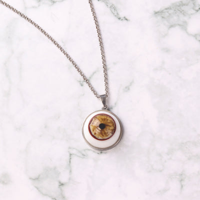Eye Pendant Necklace
