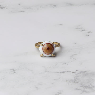 Eye Medium Ring
