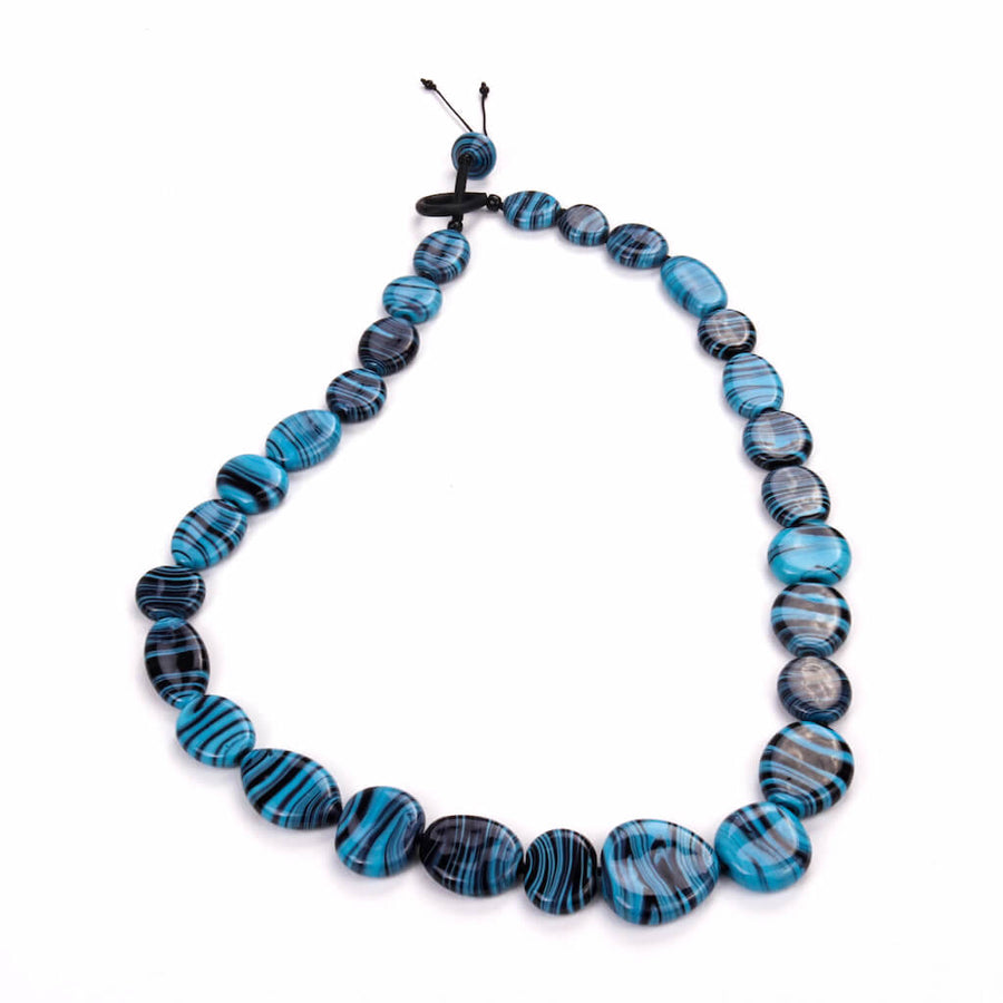 Ottavia Blue Monday Necklace