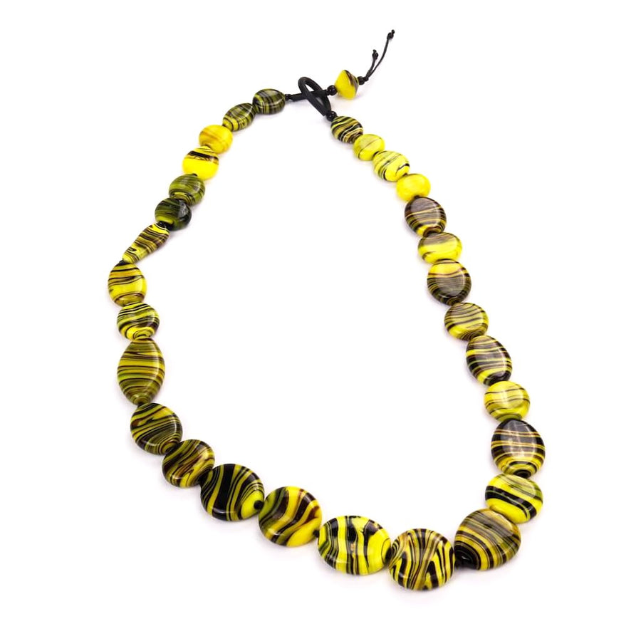 Ottavia Neon Necklace