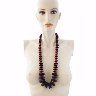 Petra Mother Necklace by Cosima Montavoci - Sunset Yogurt - FB
