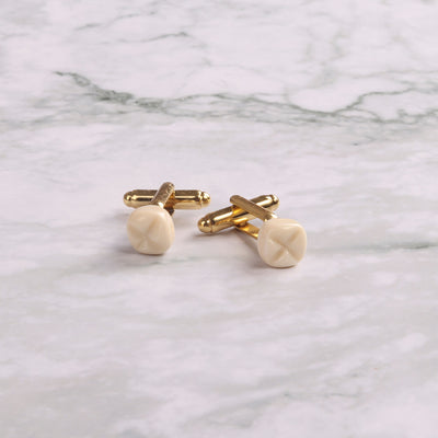 Teeth Cufflinks
