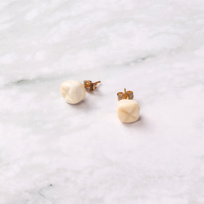 Teeth Stud Earrings