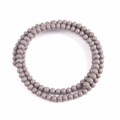 Centouno Grey Choker Necklace
