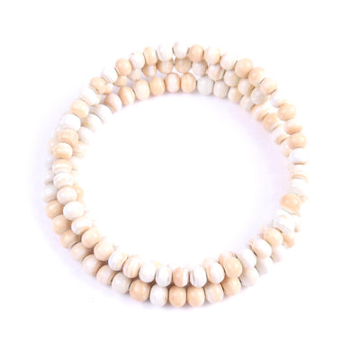 Centouno Ivory Choker Necklace