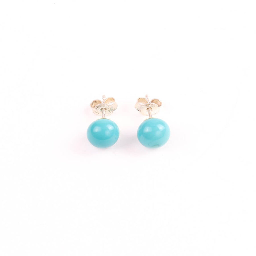 Centouno Azure Stud Earrings