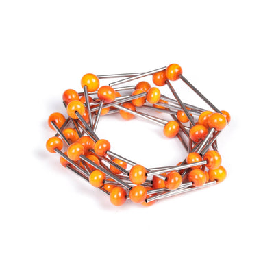 Centouno Versatile Orange and Steel