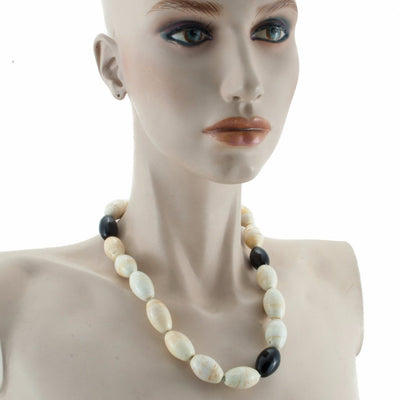 Coco Necklace Necklace by Cosima Montavoci - Sunset Yogurt