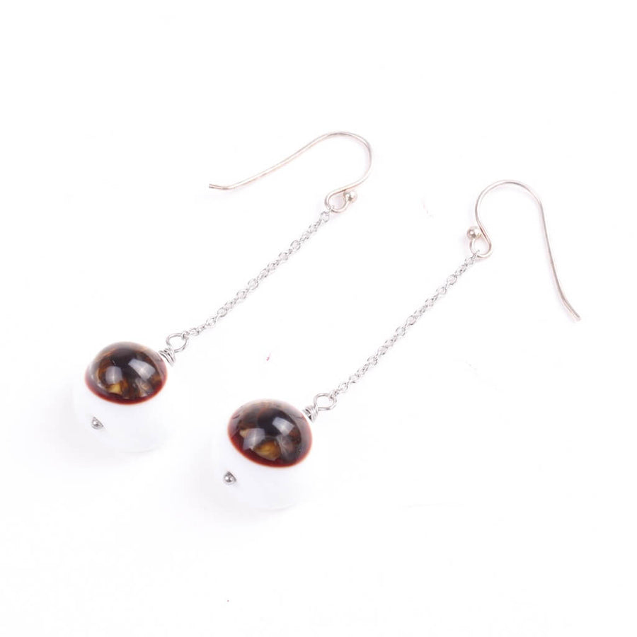 Eye Pendant Earrings