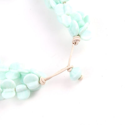 Margherita Marble Green Necklace