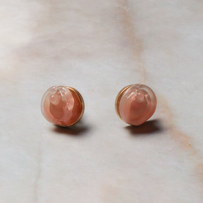 Vagina Stud Earrings