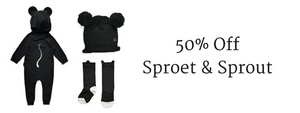 Sproet & Sprout baby clothes