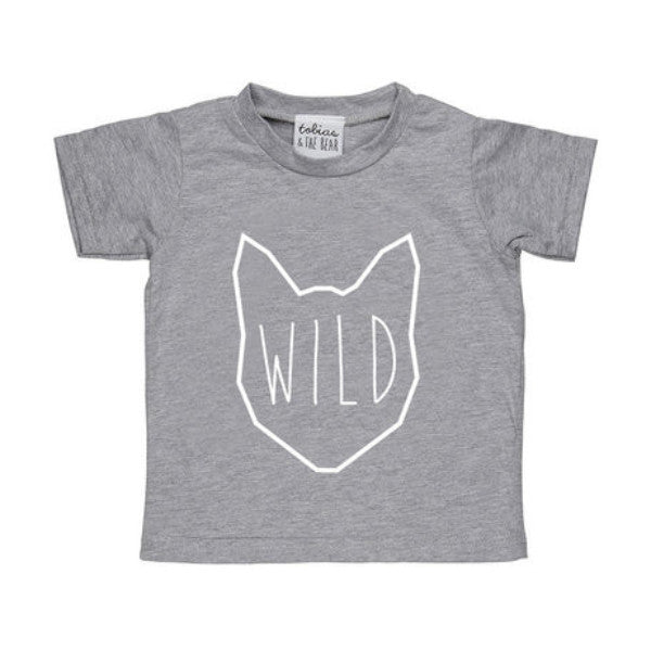 TOBIAS AND THE BEAR | WILD T-SHIRT