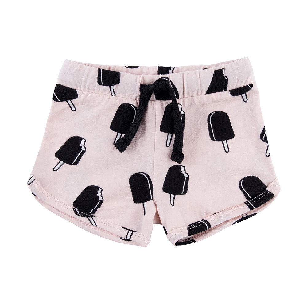 CarlijnQ Icecream Shorts Pink