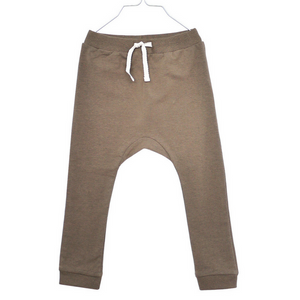 MONSIEUR MINI | BROWN LEGGINGS