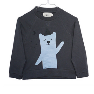 MONSIEUR MINI | SWEATSHIRT BEAR