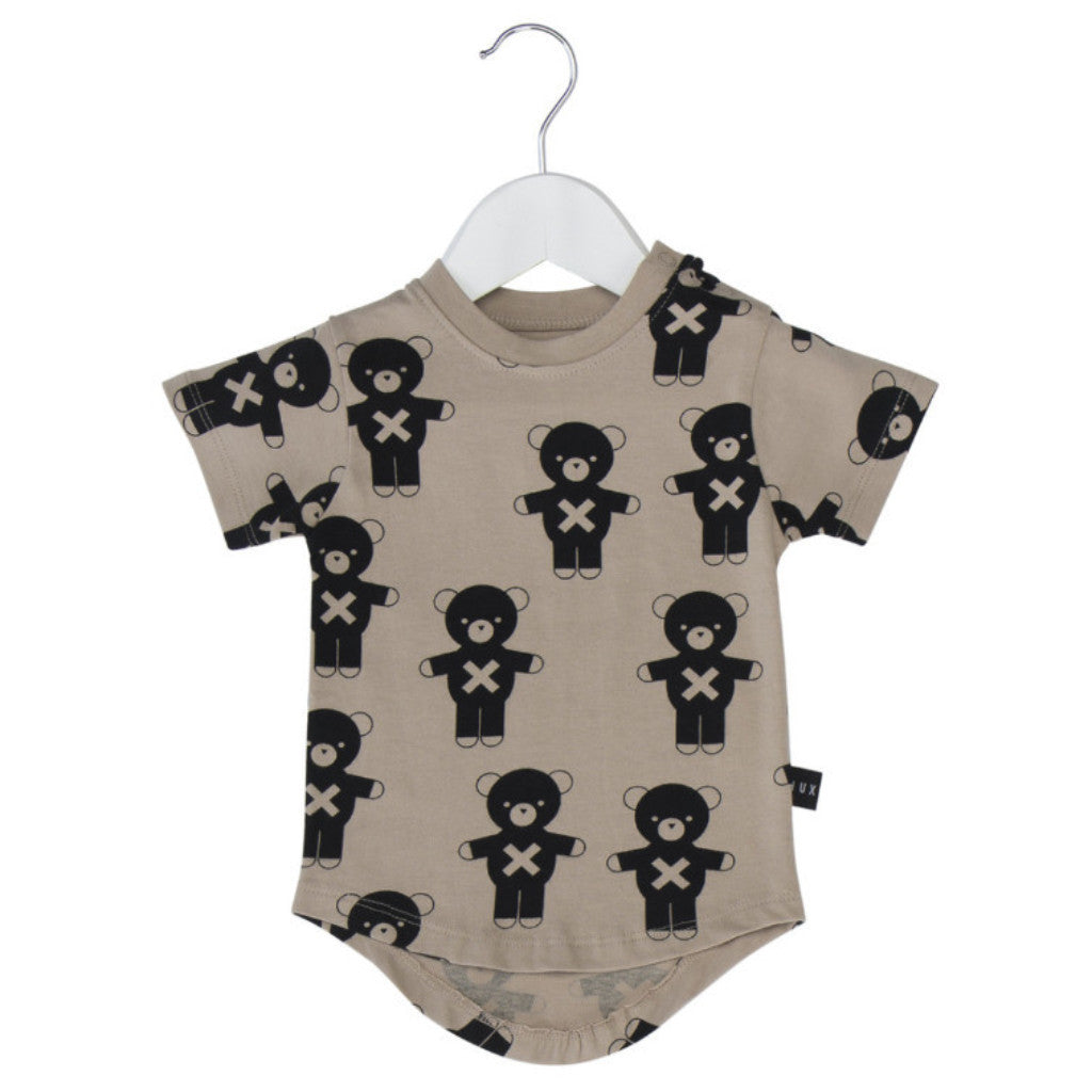 Organic Baby t-shirt from Huxbaby