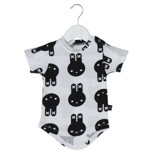 HUXBABY | HUX BUNNY DROP BACK T-SHIRT