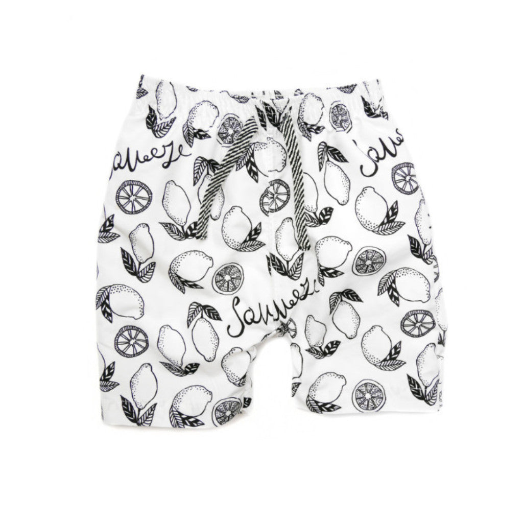 SPROET &SPROET | SWIM SHORT FRUIT PRINT