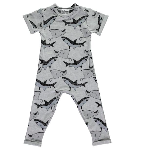 TOBIAS AND THE BEAR | SID & STAN LONG POCKET ROMPER